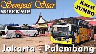 Video JAKARTA - PALEMBANG | SEMPATI STAR SUPER VIP Lintas Timur Sampai Medan MP3, 3GP, MP4, WEBM, AVI, FLV September 2018