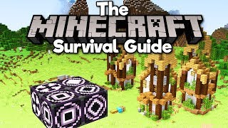 How To Use Structure Blocks! • The Minecraft Survival Guide (Tutorial Let's Play) [Part 257]
