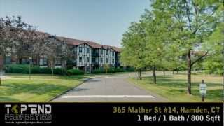 Hamden (CT) United States  city photo : Condo For Sale in Hamden, CT - 365 Mather St #14 - Bank of America Short Sale