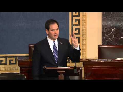 Sen. Rubio Challenges Obama To Avoid Immigration Bidding War