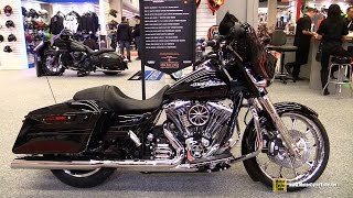 10. 2015 Harley-Davidson FLHXS Street Glide Special Customized by Parts Canada - Walkaround