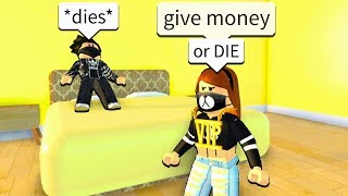 Would you date this Roblox Gold Digger???