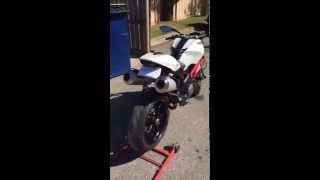 10. 2012 Ducati Monster 796 ABS