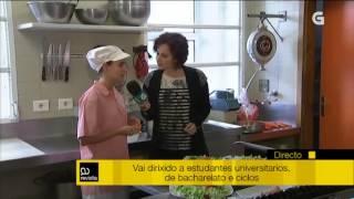 Vivir e traballar en Santiago de Compostela