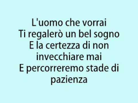 , title : 'Gigi D'Alessio - Io sarò per te + testo'