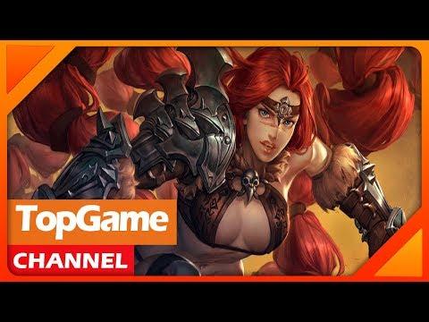 [Topgame] Top 10 game MOBA hay trên di động | Android-IOS