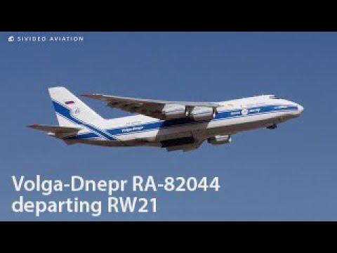 Volga-Dnepr (RA-82044) Antonov...