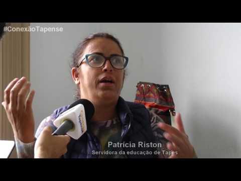 CONEXÃO TAPENSE - Continua mostrando as atrações do Acampamento Literário e Cultural de Tapes
