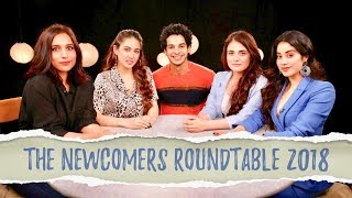 Video The Newcomers Roundtable 2018 With Rajeev Masand MP3, 3GP, MP4, WEBM, AVI, FLV Januari 2019