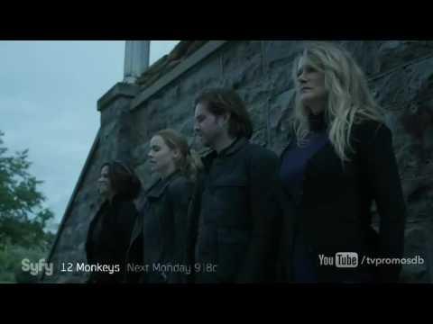 12 Monkeys 2x08 Promo 'Lullaby' HD 1