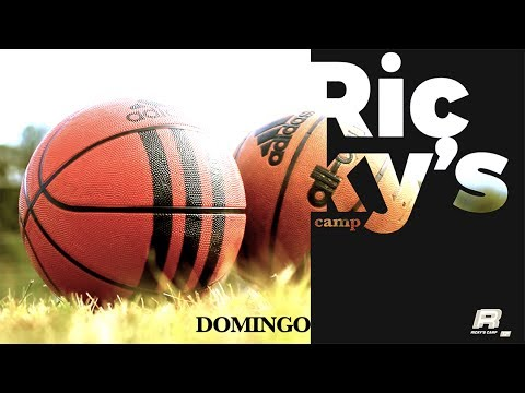 IX Campus Ricky Rubio BCN 2017 – Domingo 2