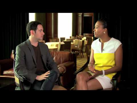 Comic-Con 2012 - Aisha Tyler Talks Social Media