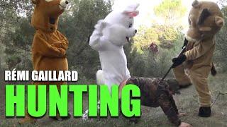 Rémi Gaillard otwiera sezon na polowanie :)