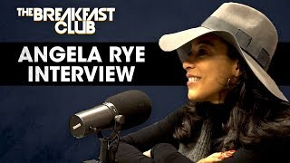Video Angela Rye Waves Goodbye To Omarosa, Talks Sexual Harassment In Politics + More MP3, 3GP, MP4, WEBM, AVI, FLV Januari 2018