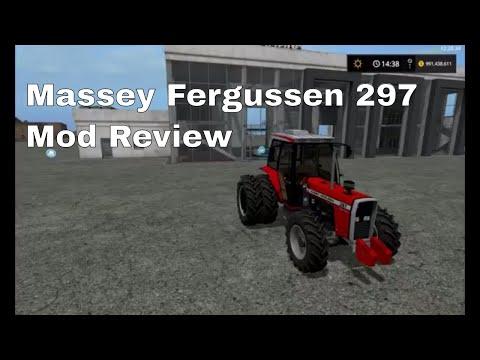 Massey Ferguson 297 Cab v1.0