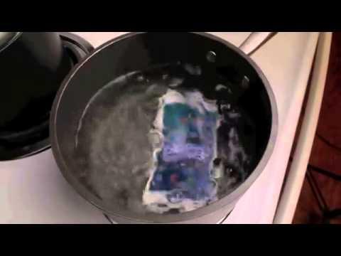 samsung galaxy s5 - test nell'acqua bollente
