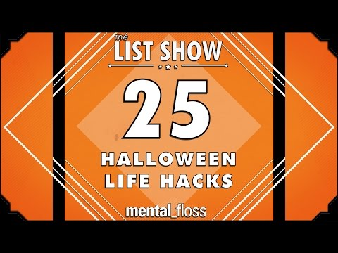 25 Halloween Life Hacks Put to the Test