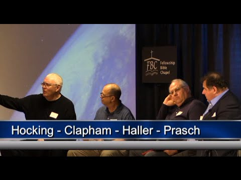 Q&a: Hocking / Prasch / Haller / Clapham (moderator) [2014 Columbus Bible Prophecy Conference #6]