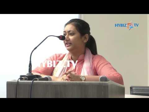 Nidhi Choudhary-Yoga Day 2017 Chennai