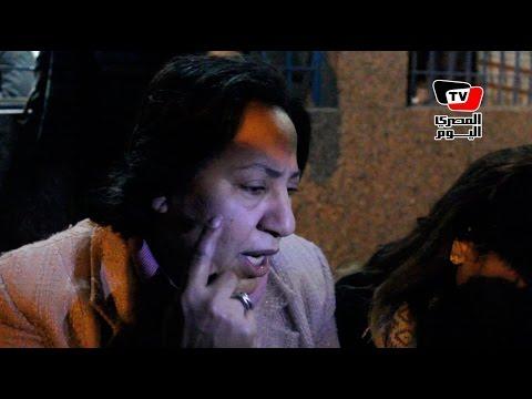 جثمان شيماء الصباغ في المشرحة وشهود عيان: «قتلتها الشرطة»