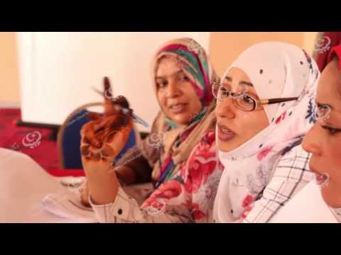 اختتام المرحلة الثانية لمشروع تمكين المرأة بغات