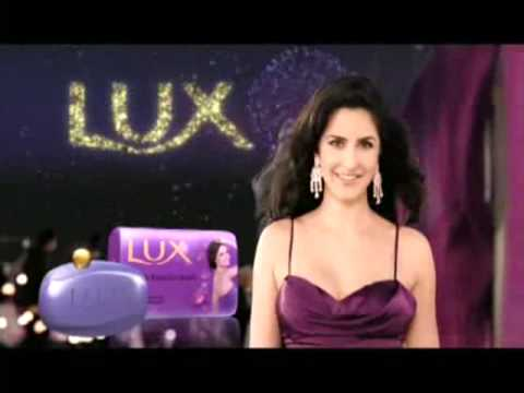 Lux Purple Lotus & Cream AdLux Purple Lotus & Cream Ad