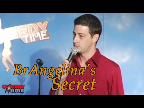 BrAngelina's Secret - Comedy Time
