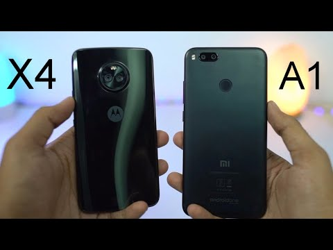 Moto X4 vs MI A1 Speed Test, Memory Management test and Benchmark Scores