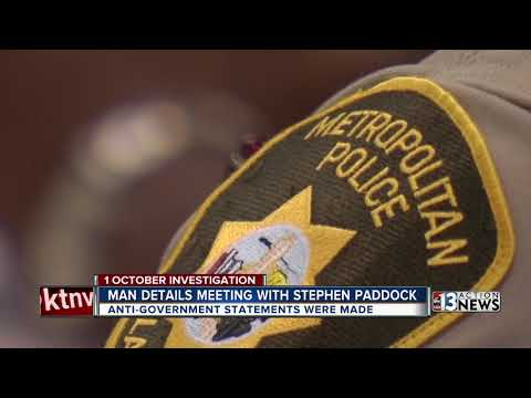Witness: 1 October gunman looking for gun modification weeks ahead of time