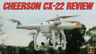 Cheerson CX-22 FPV Drone Review