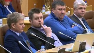 Дума Великого Новгорода собралась на очередное заседание