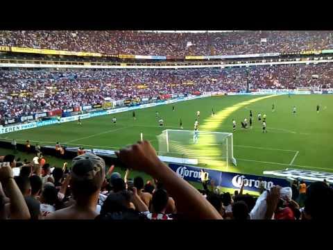 C15 Cuartos de final Atlas vz Chivas - La Irreverente - Chivas Guadalajara - México - América del Norte