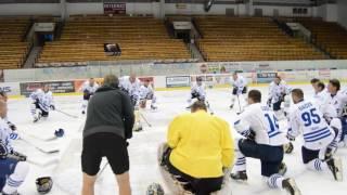 TRIUMF OLD BOYS! Táborští bojovníci slaví prvenství v domácím turnaji Hockey Games