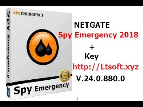 Netgate Spy Emergency 24 + Genuine Key