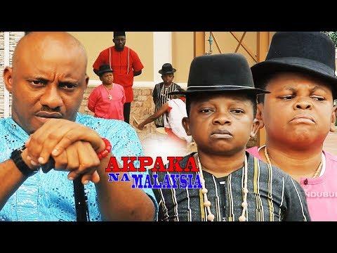 Akpaka Na Malaysia Season 3 - Yul Edochie|2019 movie| Latest Nigerian Nollywood Movie