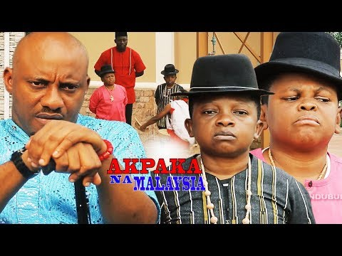 Akpaka Na Malaysia Season 3 - Yul Edochie|2019 Movie| Latest Nigerian Nollywood Movie