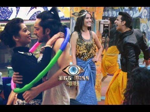 Big Boss 9 | Digangana & Rishabh Fall In Love | Pr