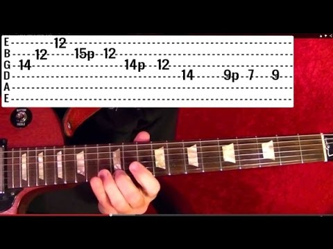 tab - 50 MILLION+ VIEWS!! 500+ Videos! 25 SUPER EASY Rock Riffs From Popular Songs ( 1 of 2 ) WITH TABS Part 2 of 2 http://youtu.be/Qwdow4PEA04 Follow on Twitter: ...
