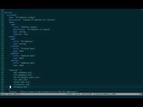 Plugin Dev Specification