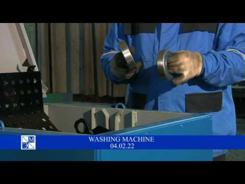 Мойка (мойка для деталей) / Washing machine