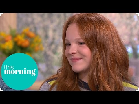 Harley Bird Has Been Voicing Peppa Pig for 10 Years! | This Morning