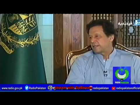 Imran khan interview with Saudi TV - Latest