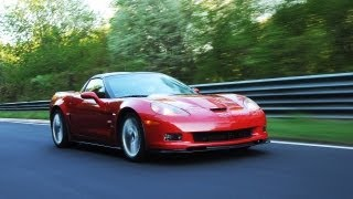 2009 Chevrolet Corvette ZR1 - First Drive - CAR And DRIVER