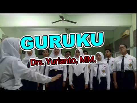 Guruku Oleh Paduan Suara SMPN 111 Jakarta