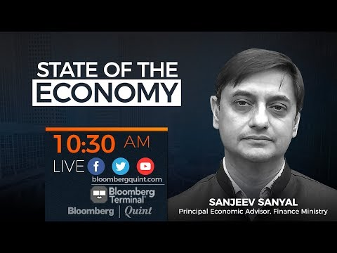 State Of The Economy With Sanjeev Sanyal