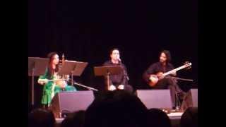 Homayoun Shajarian&Hesar Ensemble #3 @ Town Hall, February 18, 2012