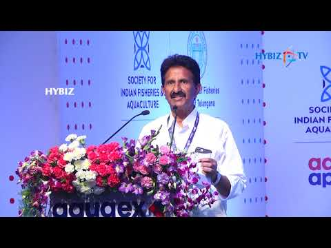 , Ramachandra Raju-Aquaex India 2018 Expo