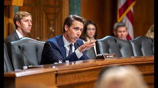 Video Senator Hawley Grills Google Exec During Judiciary Committee Hearing MP3, 3GP, MP4, WEBM, AVI, FLV Juli 2019
