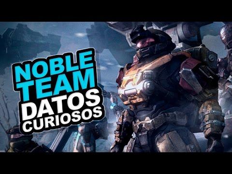 CURIOSIDADES DEL EQUIPO NOBLE DE HALO REACH