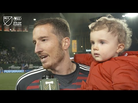 Video: Jeff Attinella | Timbers 0, Sporting 0 | MLS Cup Playoffs | Nov. 25, 2018